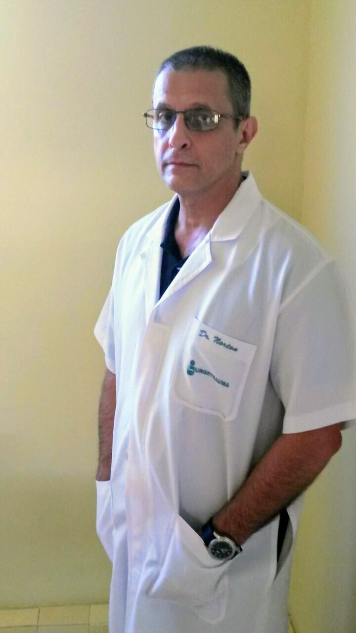 Dr. Norton Luis Cafroni